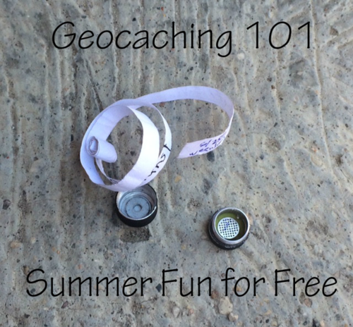 Geocache for pinterest